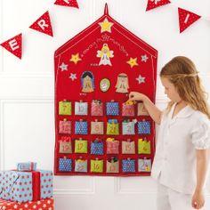 Away In a Manger Advent Calendar - Advent Calendars & Nativity - Christmas - gltc.co.uk