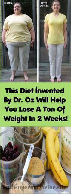 This Diet Invented By Dr. Oz Will Help You Lose A Ton Of Weight In 2 Weeks! – Multi Super Magazine Source by dukinitout Health Diet, Health And Wellness, Health Fitness, Diet Plans To Lose Weight, How To Lose Weight Fast, Losing Weight, Fast Weight Loss, Weight Loss Tips, Dr Oz Diet