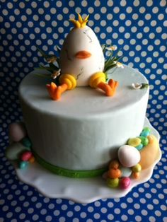 Easter Cake by SweetTooth Cakes and Sugar Flowers