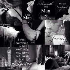 Saw this on FB. LOVE it!! - This Man Trilogy by Jodi Ellen Malpas