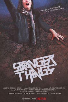 En attendant la saison 2 deStranger Things, prévue pour le 27 octobre, Netflix a dévoilé de nouvelles affiches qui rendenthommage aux films cultes des an