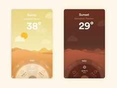 Winfo  - Weather App by Ar Mani
