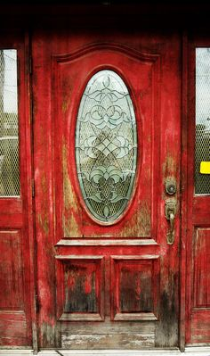 The Red Door (by Tiffany Dawn Smith)