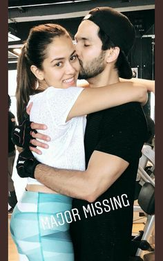 Bollywood Couples, Bollywood Stars, Bollywood Celebrities, Pakistani Actress, Bollywood Actress, Cute Girl Pic, Cute Girls, Mira Rajput, Cute Love Images