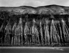 Wynn Bullock (American, 1902-1975) Erosion 1959 Gelatin silver print