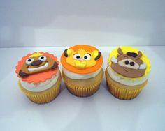 Lion King Cupcake Toppers by bigTops on Etsy