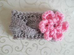 crochet headbands - Cerca amb Google