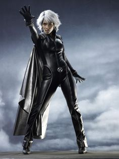 Pin for Later: This Halloween, Dress Like Your Favorite Comics Storm