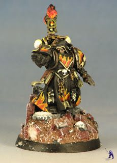 White Scars: More Legion of the Damned!