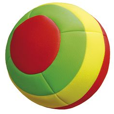 Eduplay, Volleyball 20cm, Ventil zum Aufpumpen, Besondere Griffigkeit,