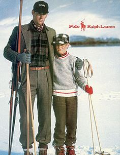 21 Moments That Made Ralph Lauren - Esquire