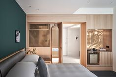 IHG's design-led boutique brand, Kimpton Hotels & Restaurants, has made its debut in Asia with the Kimpton Da An in Taipei.