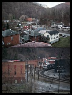 Overlook of Keystone West Virginia photo West Virginia Coal Country – McDowell County – Part 2
