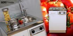 ETN662 - 1 st diskho till höger, 1 st kokplatta, ingen kyl
