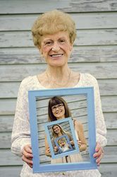 4 Generation Family Photo - Moose Photography