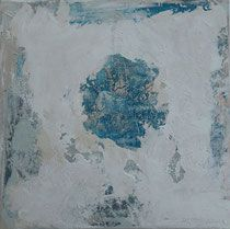 the discovery - el descubrimiento técnica mixta sobre lienzo  50 x 50 cm Diagram, Map, Future, Canvases, Future Tense, Location Map, Maps