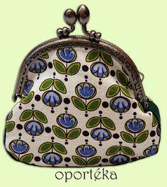 coin purse My Works, Coins, Coin Purse, Purses, Wallet, My Style, Fashion, Handbags, Moda