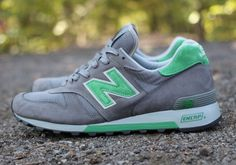 "New Balance 1300 ""American Rebel"" – Grey – Green"