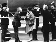 ANP Historisch Archief Community - Koningin Beatrix-president Soares