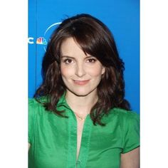 Tina Fey At Arrivals For The Nbc Universal Experience Television Network Upfronts Canvas Art - (16 x 20)