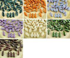 ·٠•●❂♥ 30pcs Czech Glass Dagger Beads Flat Leaf Petal 6mm x 12mm https://czechbeadsexclusive.com/product/30pcs-czech-glass-dagger-beads-flat-leaf-petal-6mm-x-12mm/?utm_source=PN&utm_medium=czechbeads&utm_campaign=SNAP #CzechBeadsExclusive #czechbeads #glassbeads #bead #beaded #beading #beadedjewelry #handmade