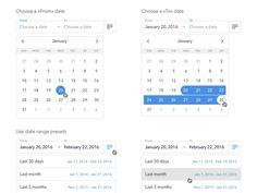 Date range picker calendar Calendar Ui, Calendar Date, Date Picker Ui, Flat Design, App Design, Ui Components, Interface Design, User Interface, Application Design