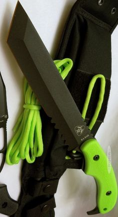 Ka-Bar Zombie Famine Tanto Fixed Blade Knife