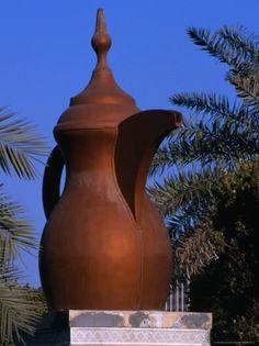 Teapot Sculpture Manama, Al Manamah, Bahrain