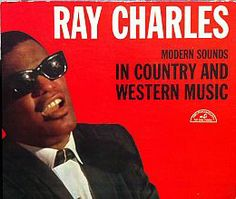 """Recorded between February 5 & 15, 1962, """"Modern Sounds in Country and Western Music"""" is a studio album by American recording artist Ray Charles.  TODAY in LA COLLECTION on RVJ >> http://go.rvj.pm/6vu"""