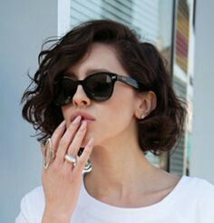Wavy Bob Hairstyles Brilliant 40 Gorgeous Wavy Bob Hairstyles To Inspire You  Pinterest  Wavy