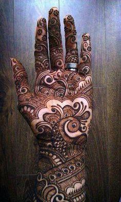 Unique Mehndi Designs