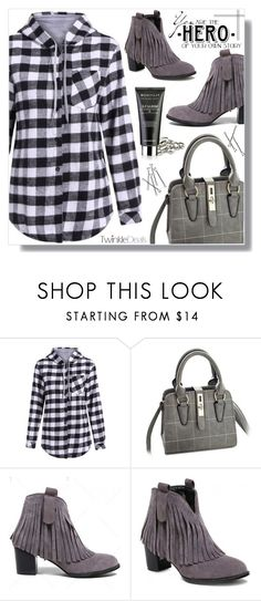 """""""Hero of your own story"""" by fashion-pol ❤ liked on Polyvore featuring Tosowoong and WALL"""