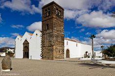 Fuerteventura Iglesia de Nuestra Señora de la Candelaria