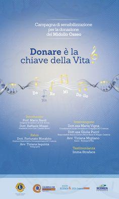 Illustrazione per una campagna di sensibilizzazione per la donazione del midollo osseo