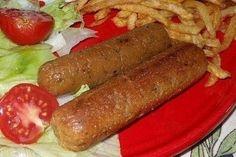 Натуральная домашняя колбаса без оболочки
