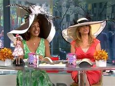 Kathie Lee Gifford and Hoda Kotb... What would 11 a.m. weekday mornings be without these two?