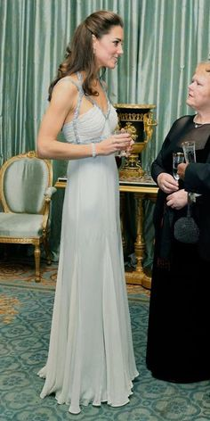 Kate Middleton's Most Memorable Outfits Ever! - October 26, 2011 from #InStyle