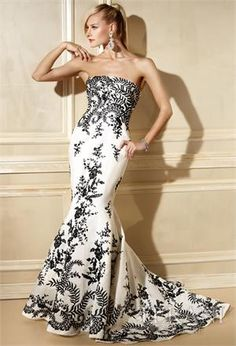 Terani makes beautiful evening gowns that make every girl or woman feel as if they are walking the red carpet. Take a look at three of our f. Beautiful Evening Gowns, Evening Dresses, Ball Dresses, Strapless Dress Formal, Formal Dresses, Wedding Dresses, Long Dresses, White Gowns, White Dress