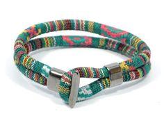 ethnic bracelet for men  gift for men  aztec by CozyDetailz