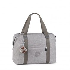Kipling Basic Soft Luggage Art M Reisetasche Cool Grey C