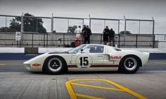 Adrian Newey's 1965 Ford GT40 No.15 - 2010 Donington Revived! (Explored) | by Motorsport in Pictures