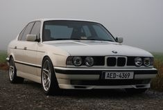 1991 BMW E34 525i Tuner Turbo M5 For Sale < Stunning bizzaro M5 contender!