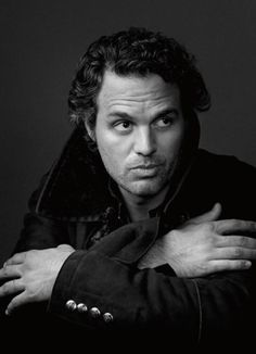 Mark Ruffalo and his infinite duck face, that is actually cute. (:
