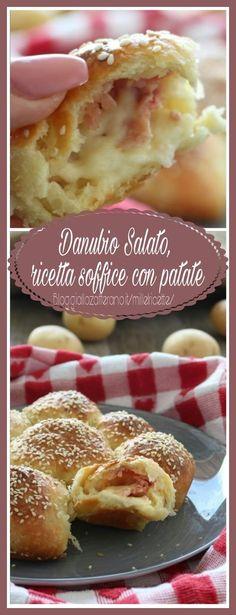 Danubio soffice con patate