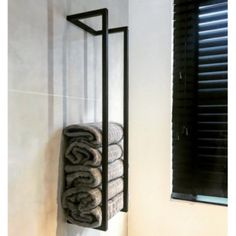 TLF towel holder black interior, Informations About TLF Handtuchhalter schwarz Interieur – Badezimmer DIY & Ideen Pin You can easily use my … Diy Interior, Living Room Interior, Bathroom Interior, Design Bathroom, Interior Design, Bad Inspiration, Bathroom Inspiration, Bathroom Ideas, Bathroom Organization