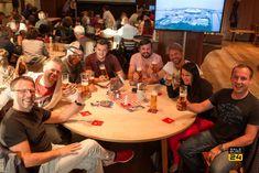 Beste WM-Stimmung in der Stiegl-Brauwelt Salzburg, Circle Of Friends, Mood