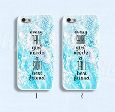 BFF Best Friends case Tall and Short best friends by ReginaCase, $9.99