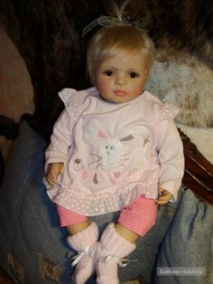 Muñeca de colección Gotz Florentin / Gotz Dolls - coleccionables y jugar Gotz / Beybiki. Doll foto. Baby doll