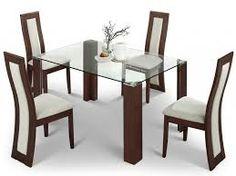 black dining room sets - Google Search
