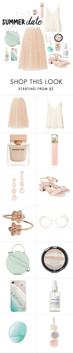 """""""Rosebud (#5)"""" by hugheshallie ❤ liked on Polyvore featuring Bailey 44, Anine Bing, Narciso Rodriguez, HUGO, Rebecca Minkoff, Full Tilt, Tammy & Benjamin, Gray Malin, French Girl and Eos"""